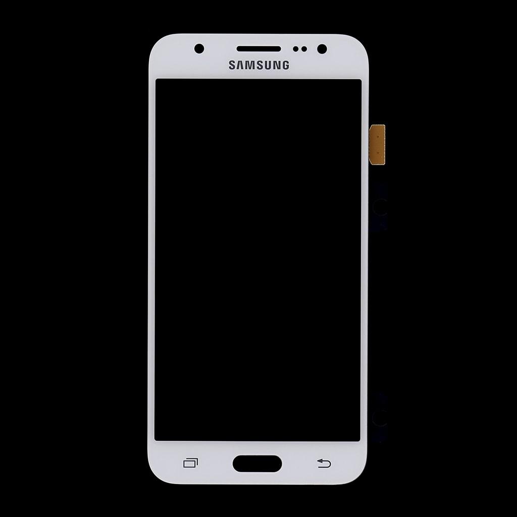 Samsung Galaxy J5 2015 LCD displej dotykové sklo bílé J500F