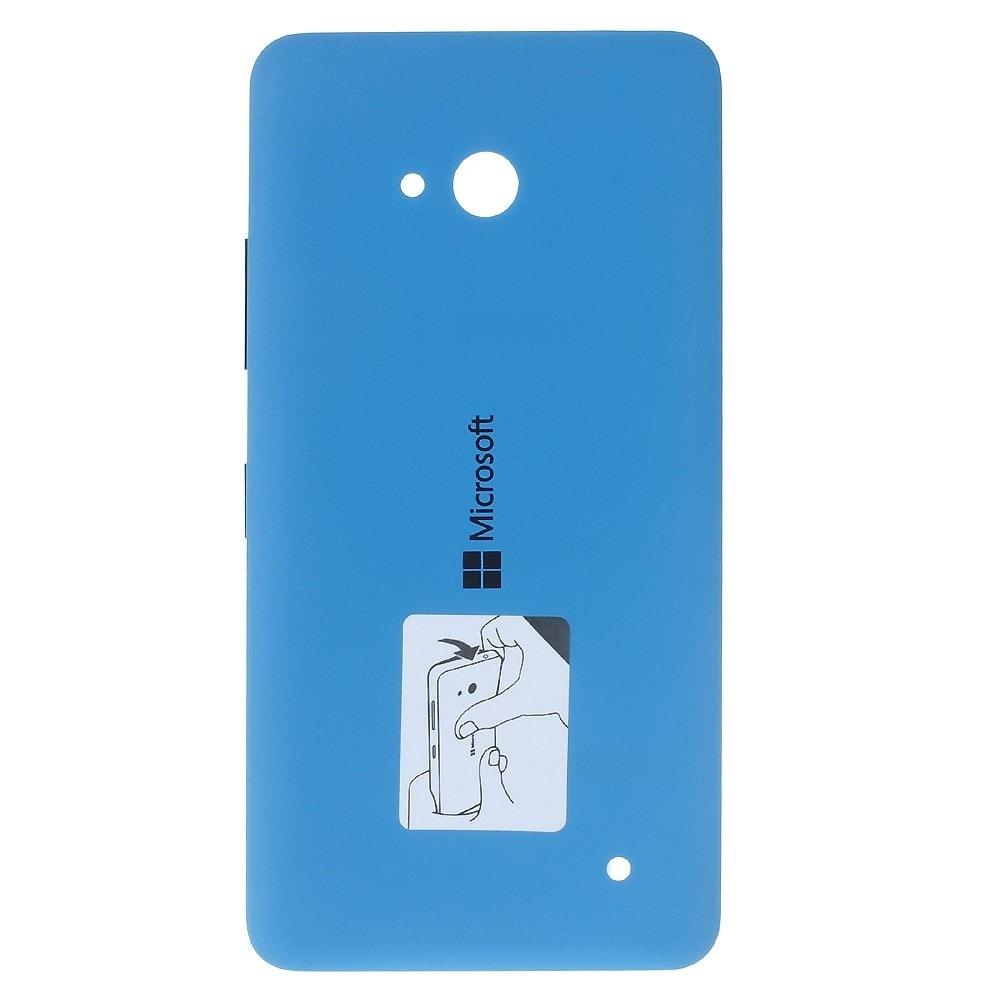 Microsoft Lumia 640 Dual sim LTE zadní kryt baterie modrý