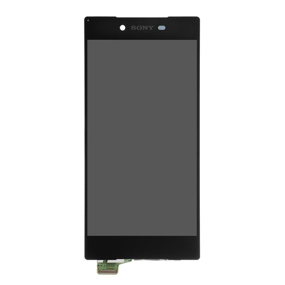 Sony Xperia Z5 Premium LCD displej dotykové sklo černé komplet (originál)