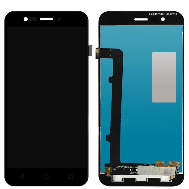 Vodafone Smart Prime 7 VFD600 LCD displej dotykové sklo černé