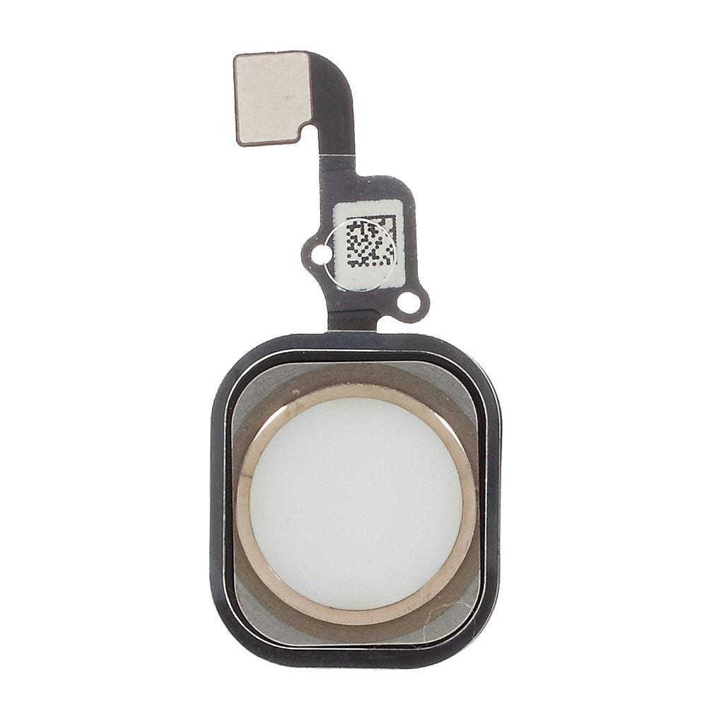 Apple iPhone 6S / 6S Plus home button tlačítko flex touch ID zlaté champagne