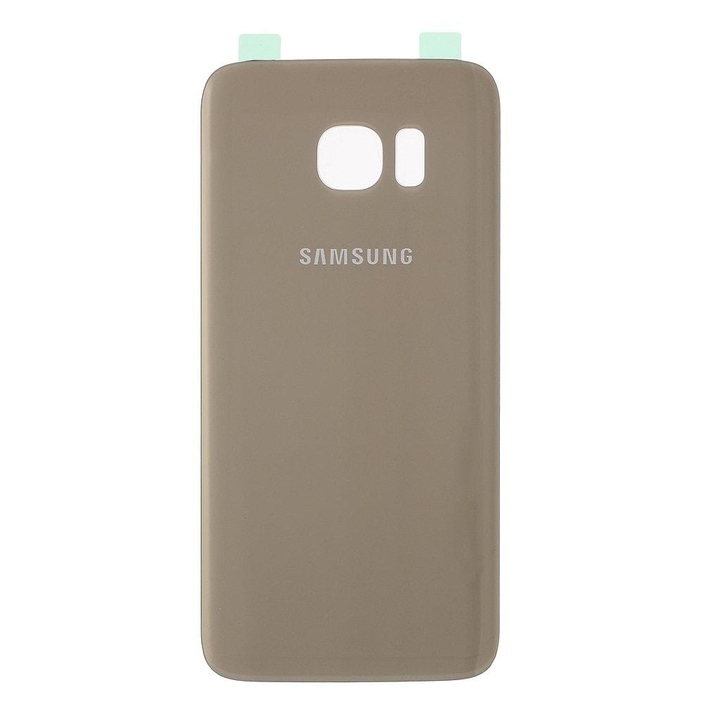 Samsung Galaxy S7 Edge zadní kryt baterie zlatý gold G935F