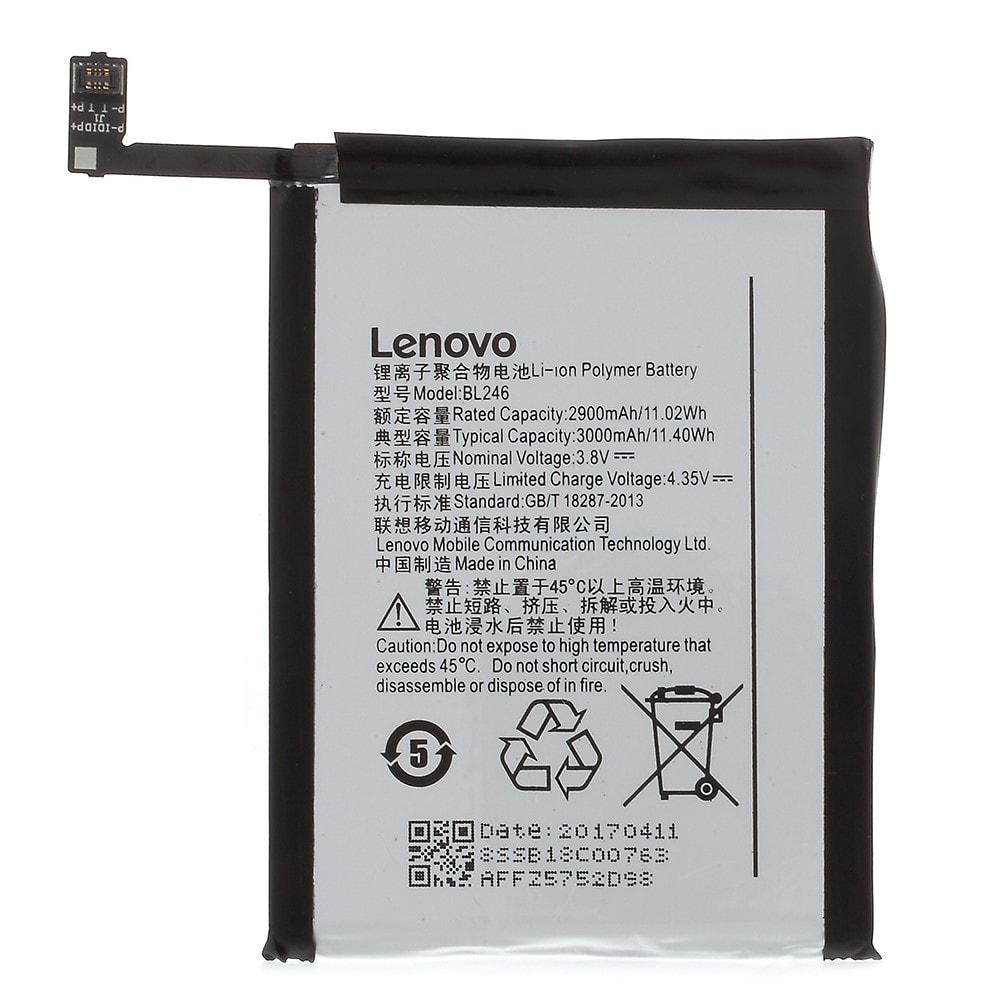 Lenovo Vibe Max Vibe Shot Baterie BL246 Z90 Z90-3 Z90-7