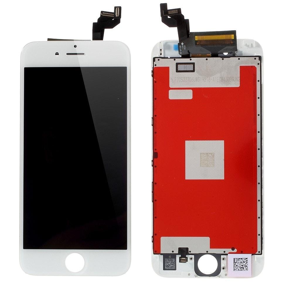 Apple iPhone 6S LCD displej bílý dotykové sklo komplet