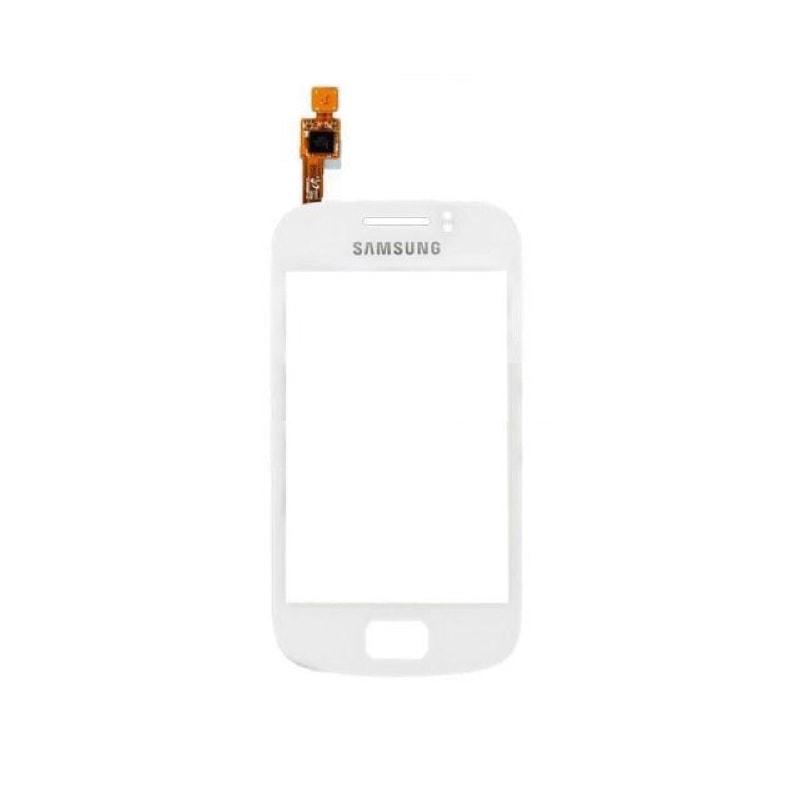 Samsung Galaxy mini 2 dotykové sklo bílé S6500