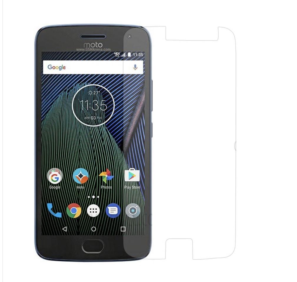Motorola Moto G5 Plus Ochranné tvrzené sklo na displej 0,3mm