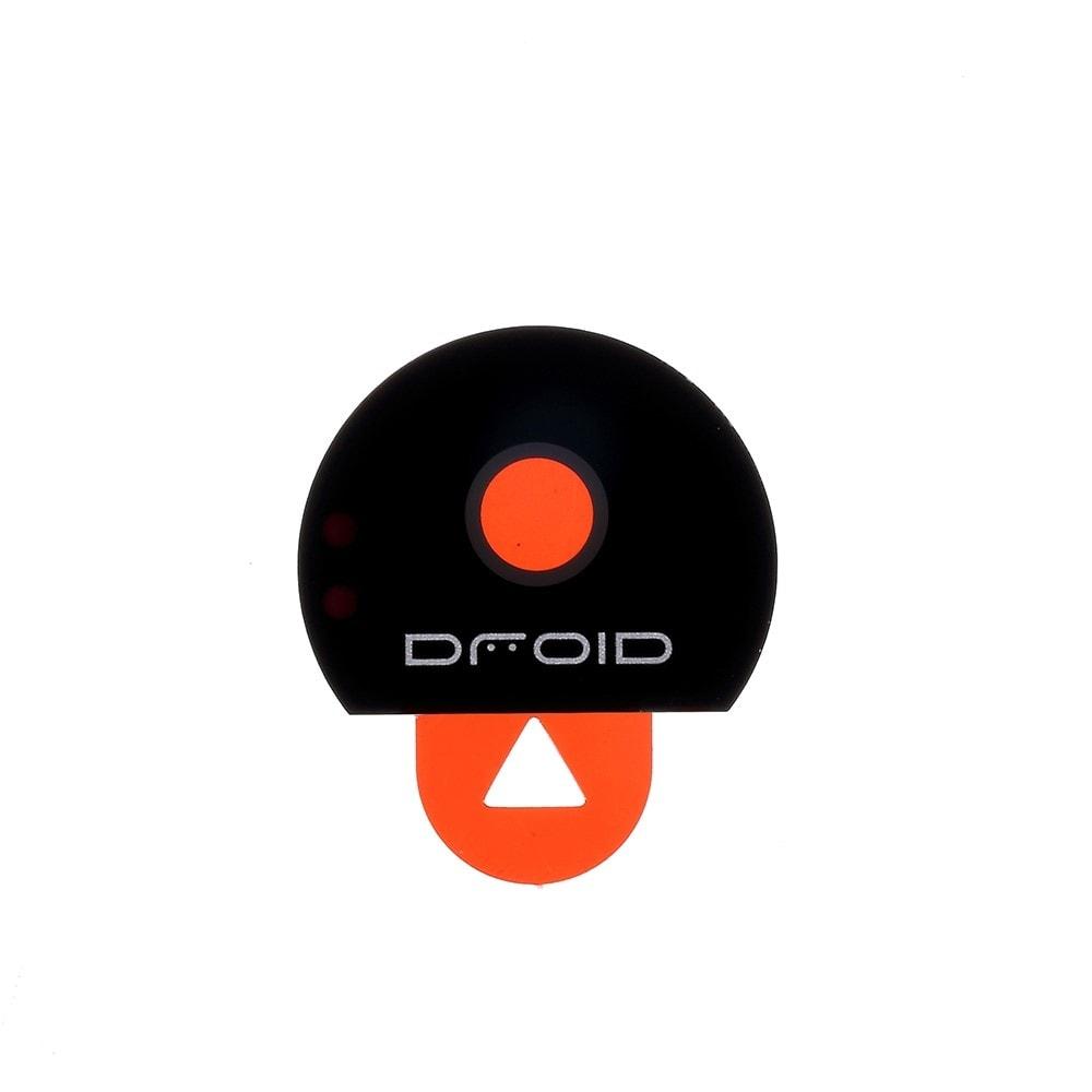 Motorola Moto Z2 Play krytka čočky fotoaparátu černá