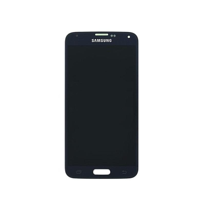 Samsung Galaxy S5 LCD displej dotykové sklo černé G900