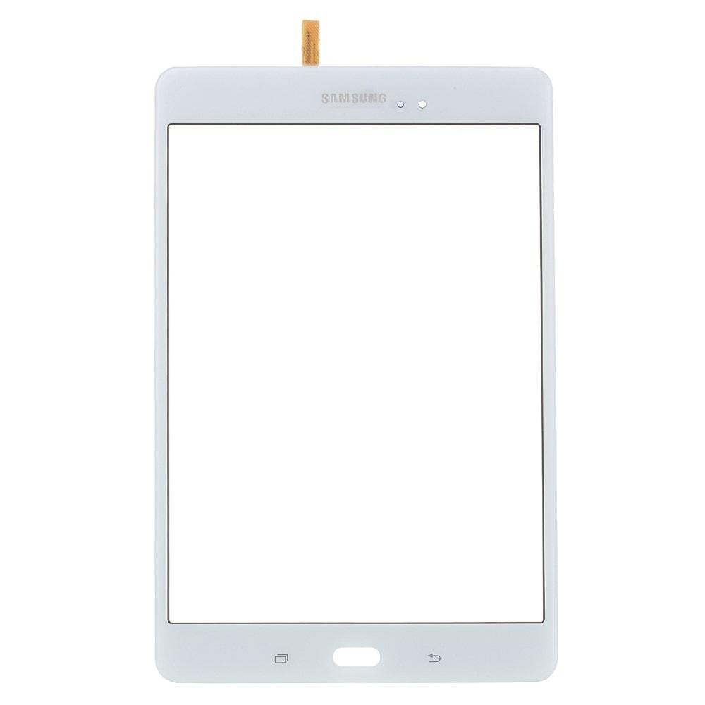 Samsung Galaxy Tab A 8.0 dotykové sklo digitizer bílý  T350 T355