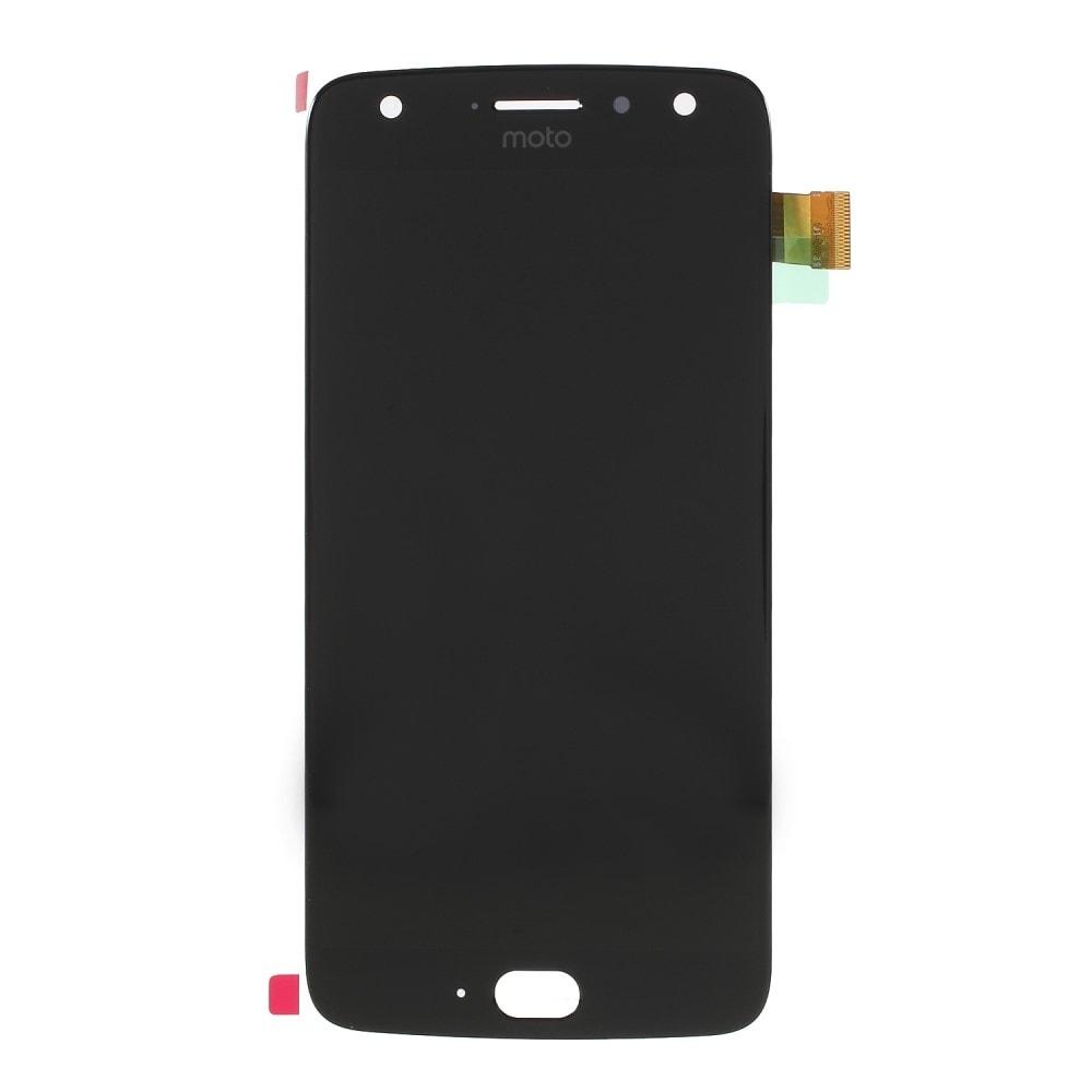 Motorola Moto X4 / Moto X (4th gen.) LCD displej dotykové sklo černé