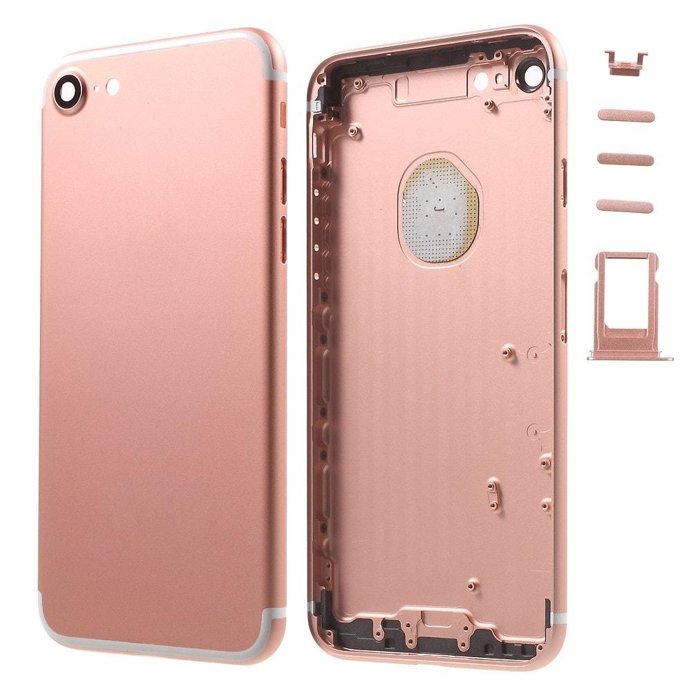 Apple iPhone 7 zadní kryt baterie růžový rose gold