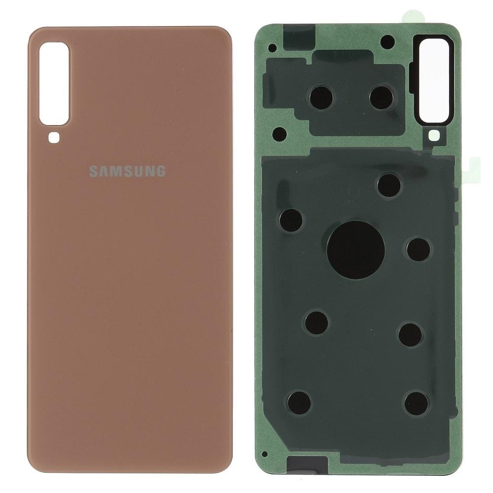 Samsung Galaxy A7 2018 zadní kryt baterie zlatý A750