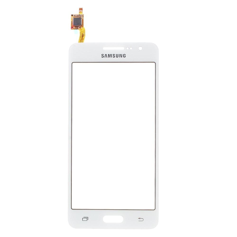 Samsung Galaxy Grand Prime dotykové sklo bílé G531F