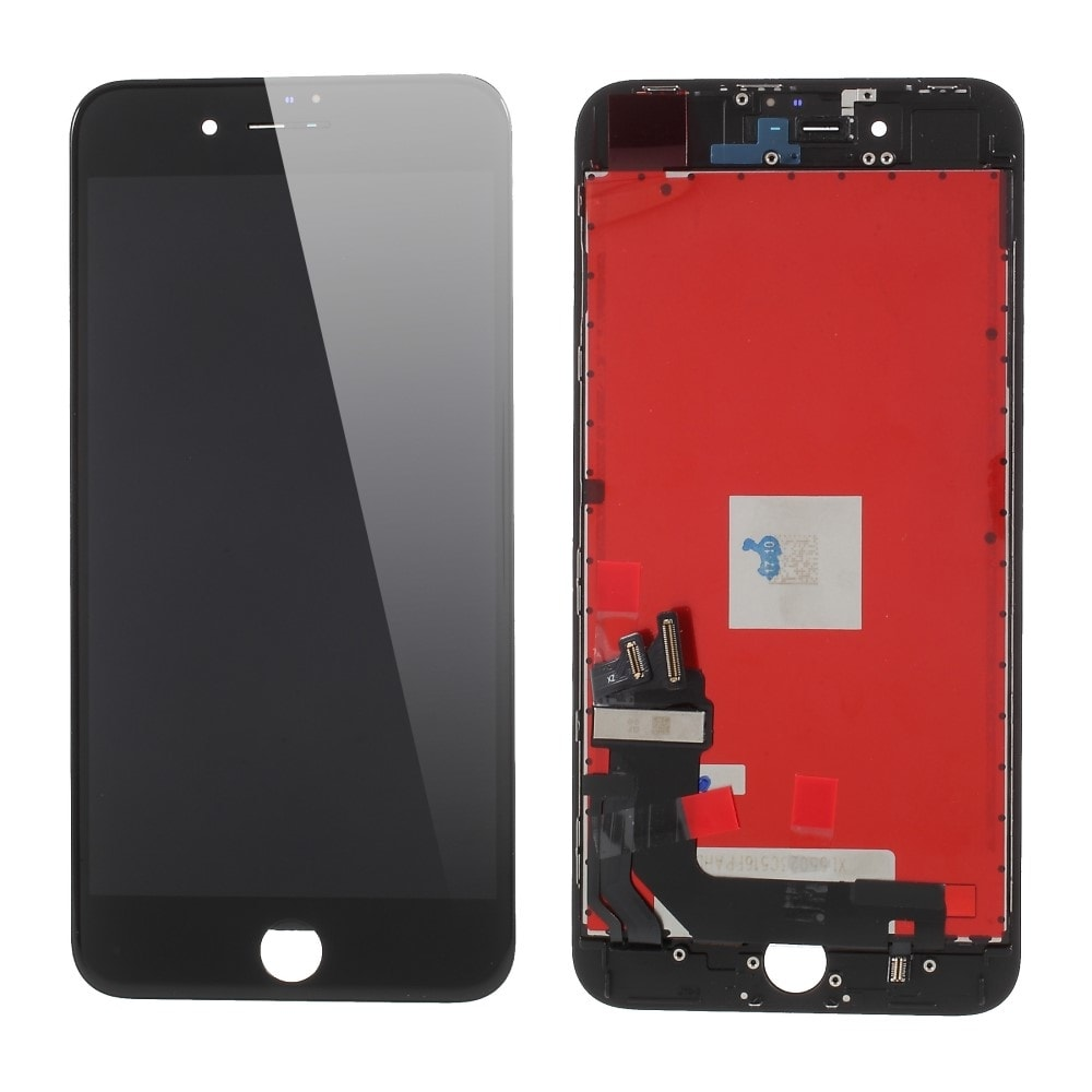 Apple iPhone 8 Plus LCD displej dotykové sklo černé