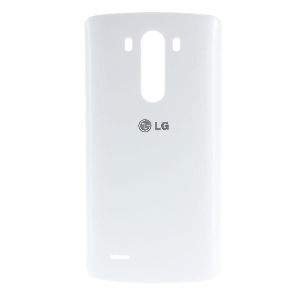 LG G3 kryt baterie bílý D850 D851 D855