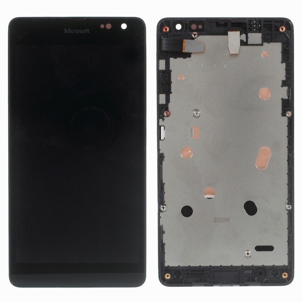 Microsoft Lumia 535 LCD displej dotykové sklo rámeček komplet