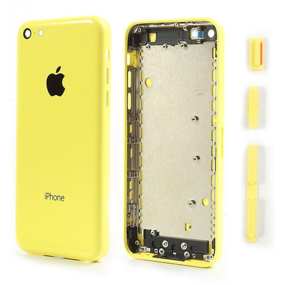 Apple iPhone 5C zadní kryt baterie žlutý