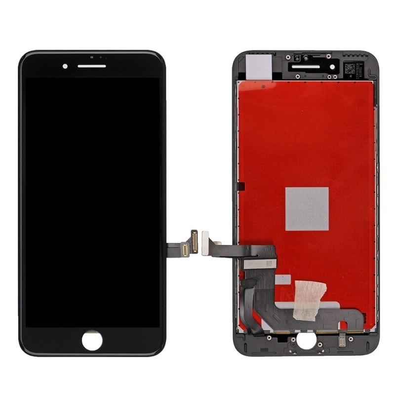 Apple iPhone 7 Plus LCD displej originální černý dotykové sklo komplet přední panel
