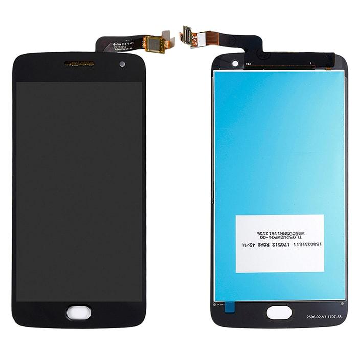 Motorola Moto G5 Plus LCD displej dotykové sklo černé