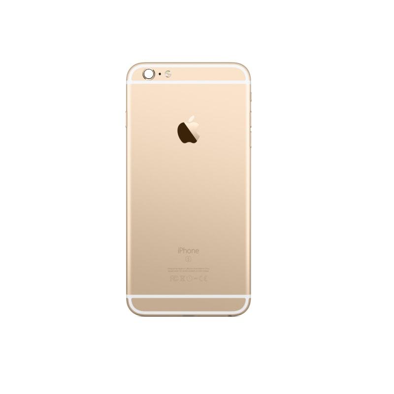 Apple iPhone 6S Plus zadní kryt baterie zlatý champagne