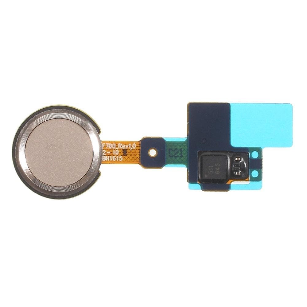 LG G5 čtečka otisku prstu home button tlačítko flex zlatý