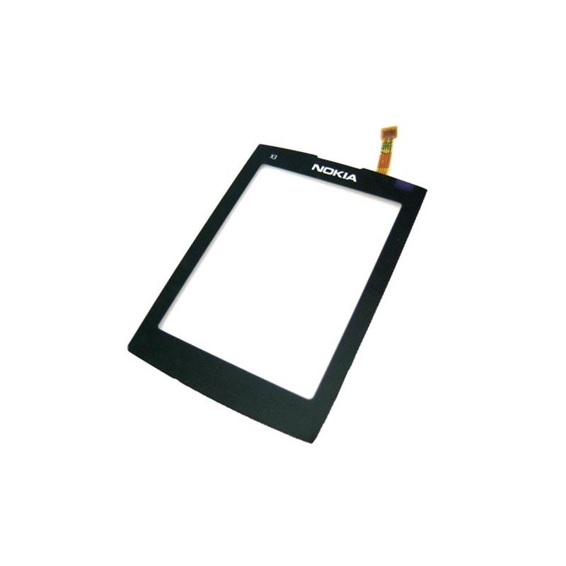 Nokia X3-02 dotykové sklo