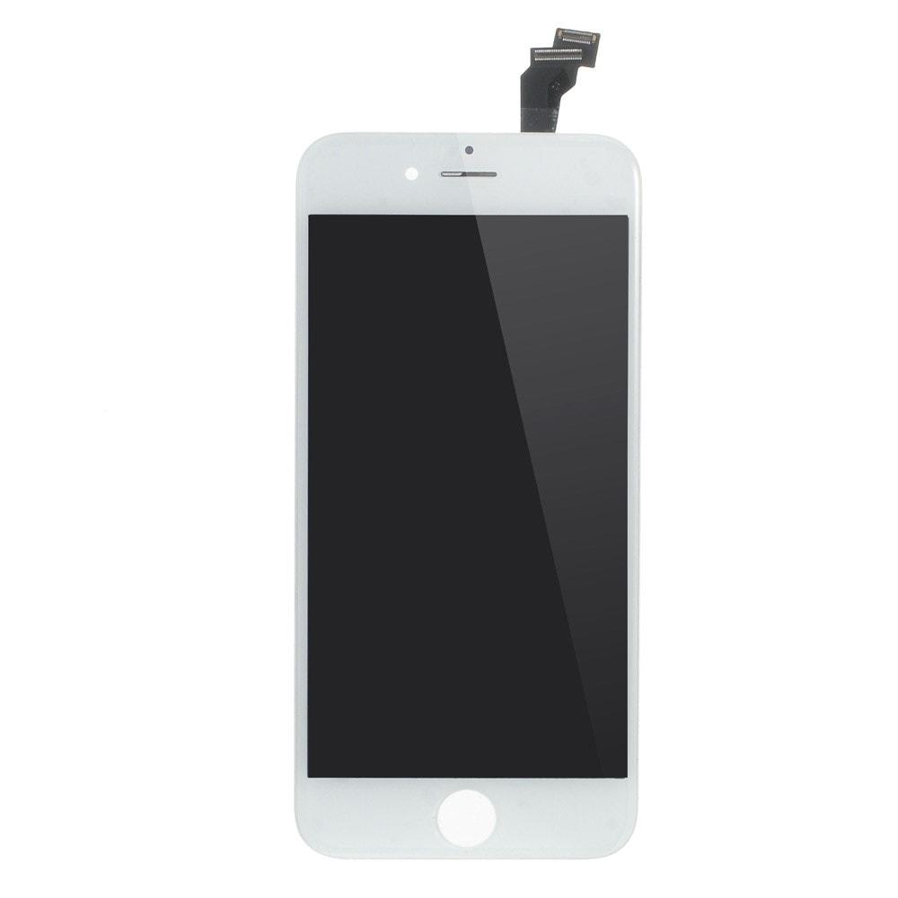Apple iPhone 6 LCD displej bílý + dotykové sklo komplet