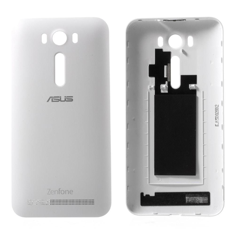Asus Zenfone 2 Laser zadní kryt baterie plastový bílý ZE500KG ZE500KL