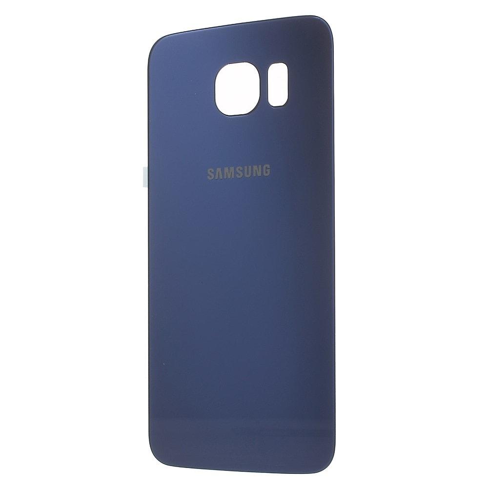 Samsung Galaxy S6 zadní kryt baterie černý tmavě modrý G920F