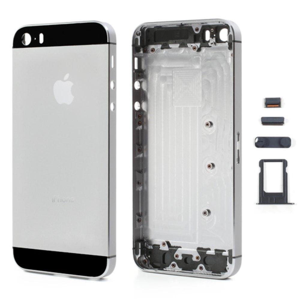 Apple iPhone 5S zadní kryt baterie vesmírně šedý space grey