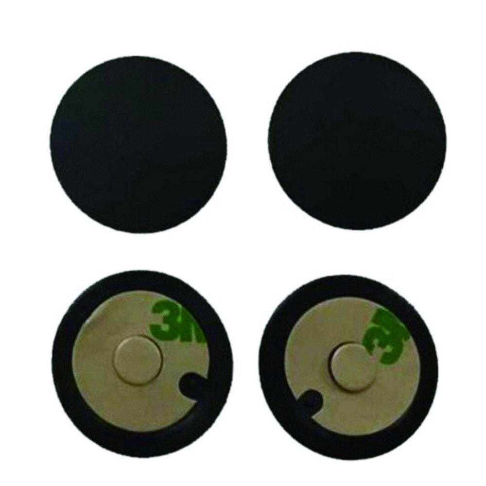 Apple Macbook spodní gumové podložky nožičky černé sada 4 ks