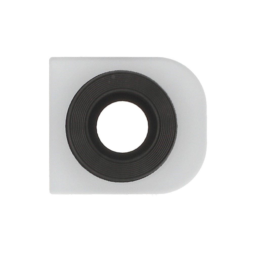 LG G2 krytka čočky fotoaparátu bílá D800 D801 D802