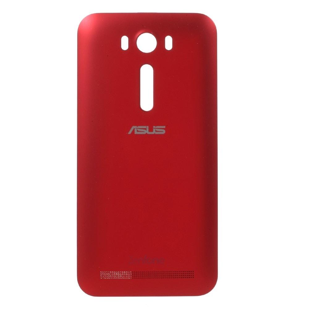 Asus Zenfone 2 Laser zadní kryt baterie plastový červený ZE500KG ZE500KL