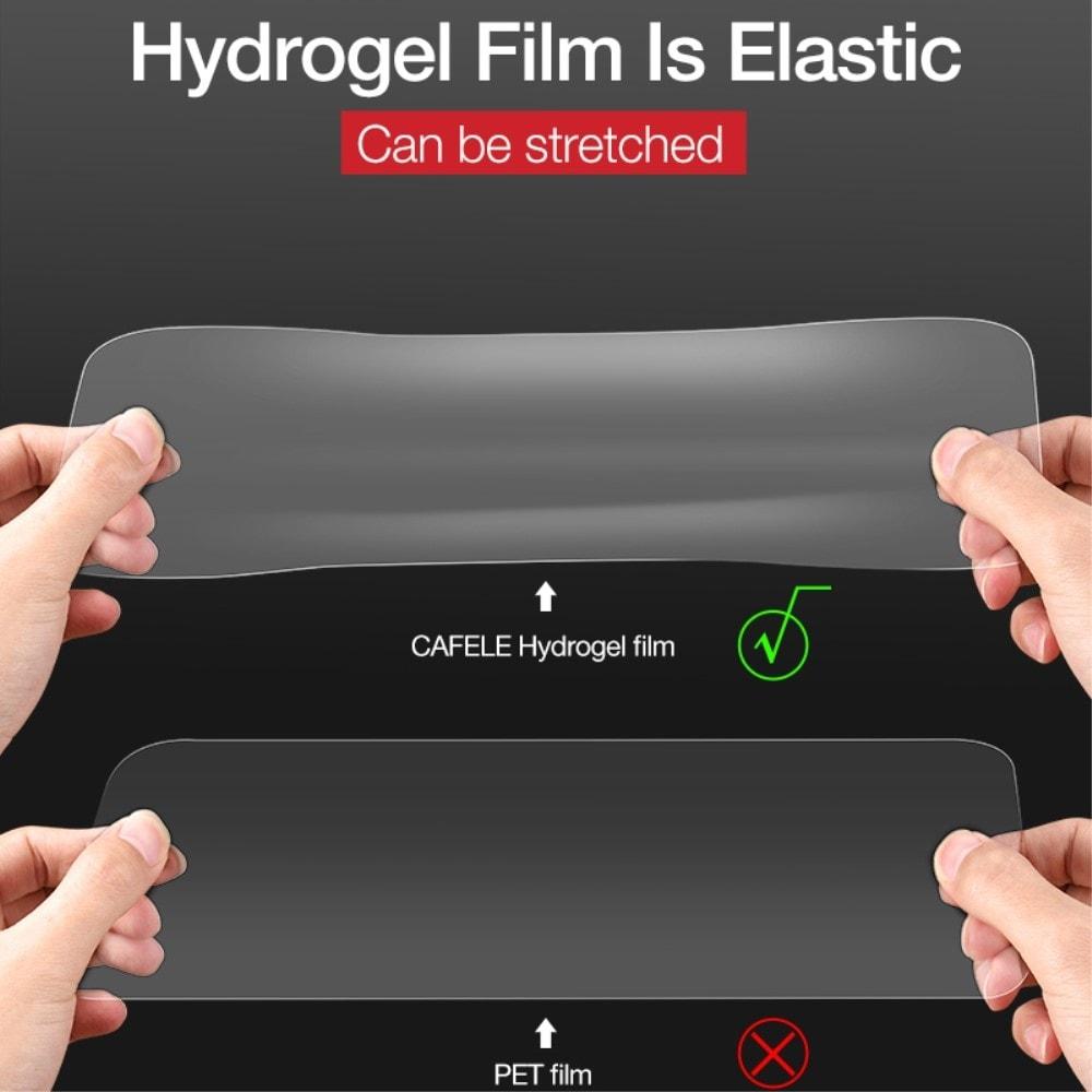 Samsung Galaxy S9 plus Ochranná transparentní Hydrogel folie na displej s anti-blue-ray vrstvou G965