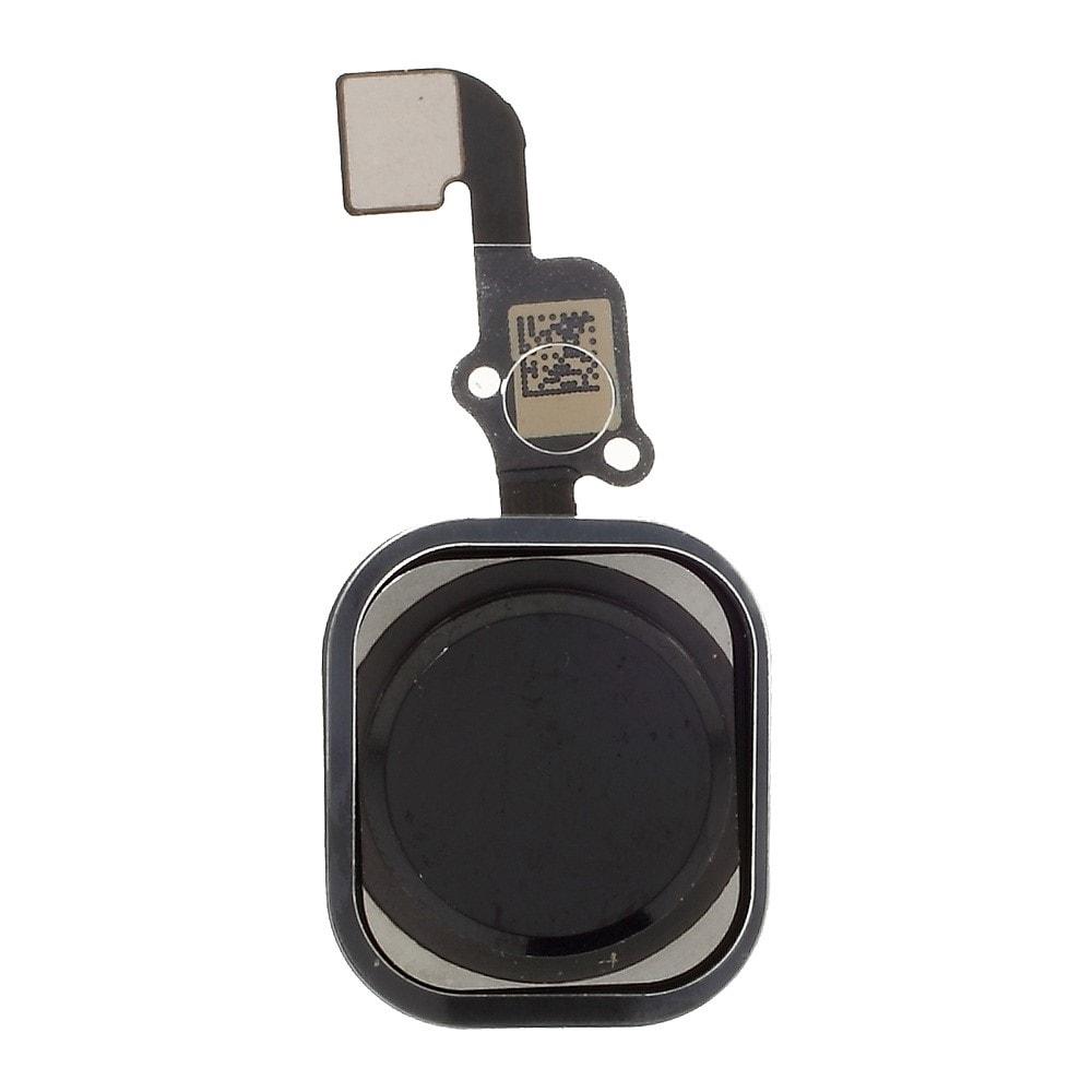 Apple iPhone 6S / 6S Plus home button tlačítko flex touch ID černé black