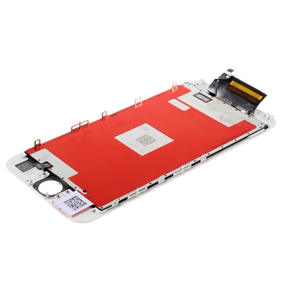 Apple iPhone 6S LCD displej dotykové sklo bílý komplet přední panel jasnější podsvit