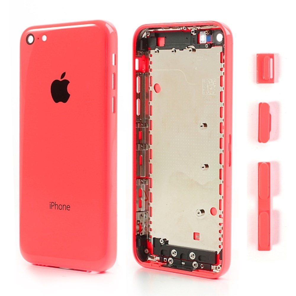 Apple iPhone 5C zadní kryt baterie růžový