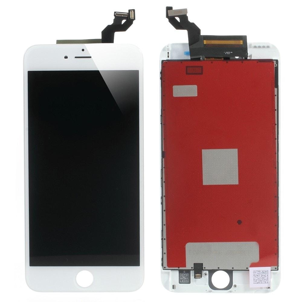 Apple iPhone 6S Plus LCD displej bílý + dotykové sklo komplet