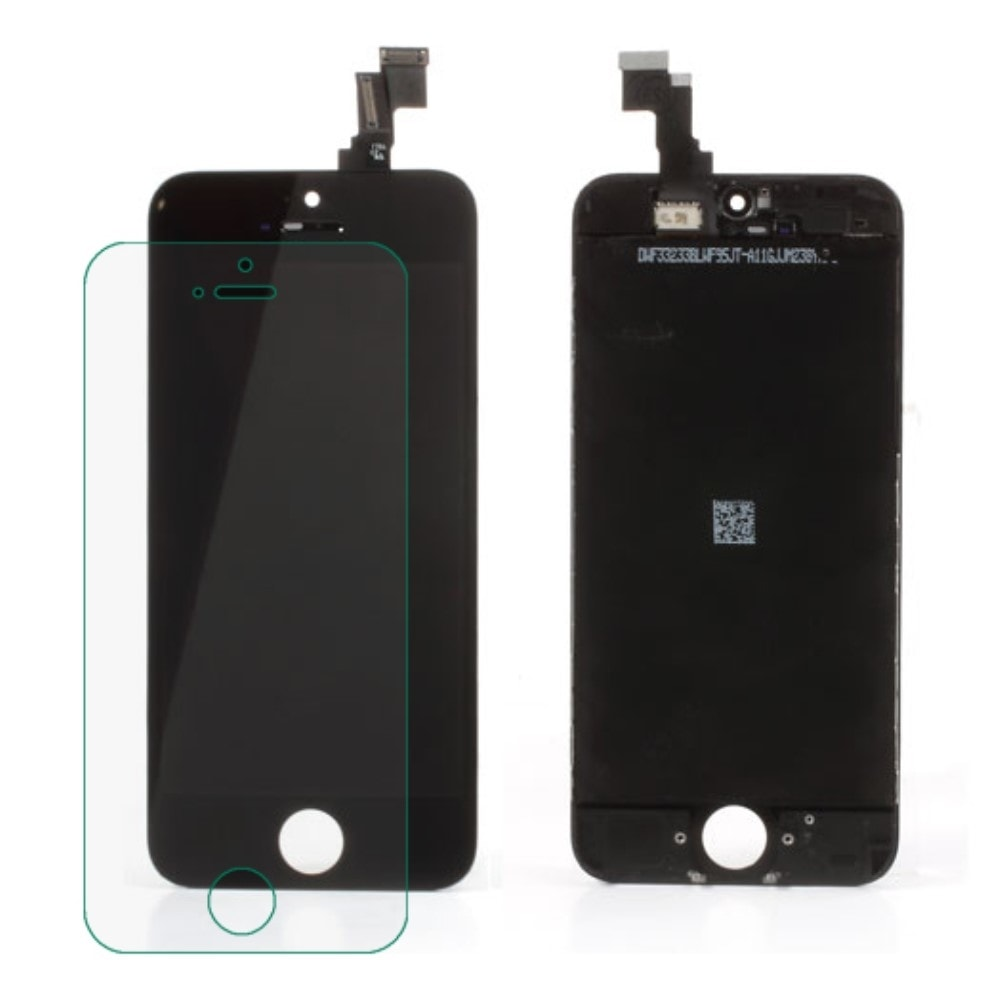 Apple iPhone 5C LCD displej dotykové sklo