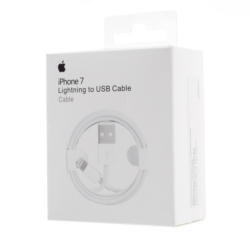 Apple Original IC Lightning 8pin datový a napájecí kabel kabel iPhone 7 / 7 Plus / 6S