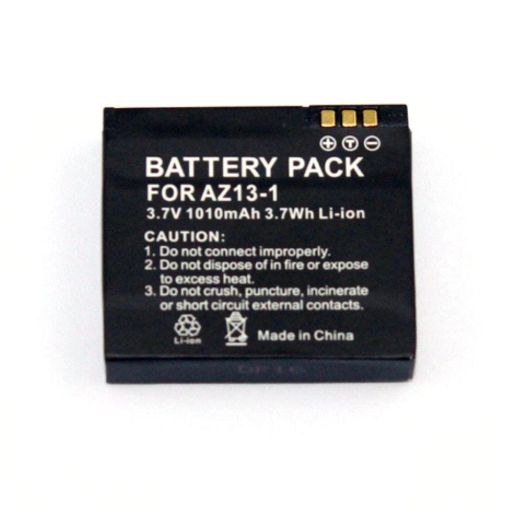 Xiaomi Yi Sport akční kamera baterie 1010mAh FOR AZ13-1 Action Camera
