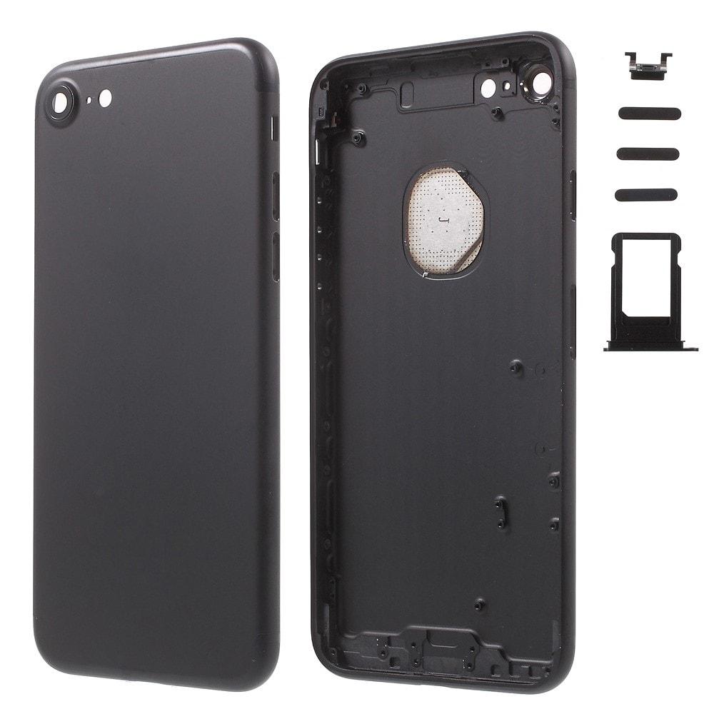 Apple iPhone 7 zadní kryt baterie černý matte black