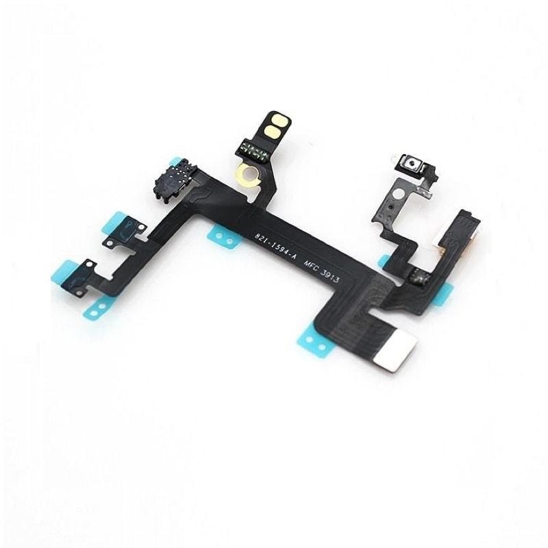 Apple iPhone 5S power flex zapínací tlačítko blesk