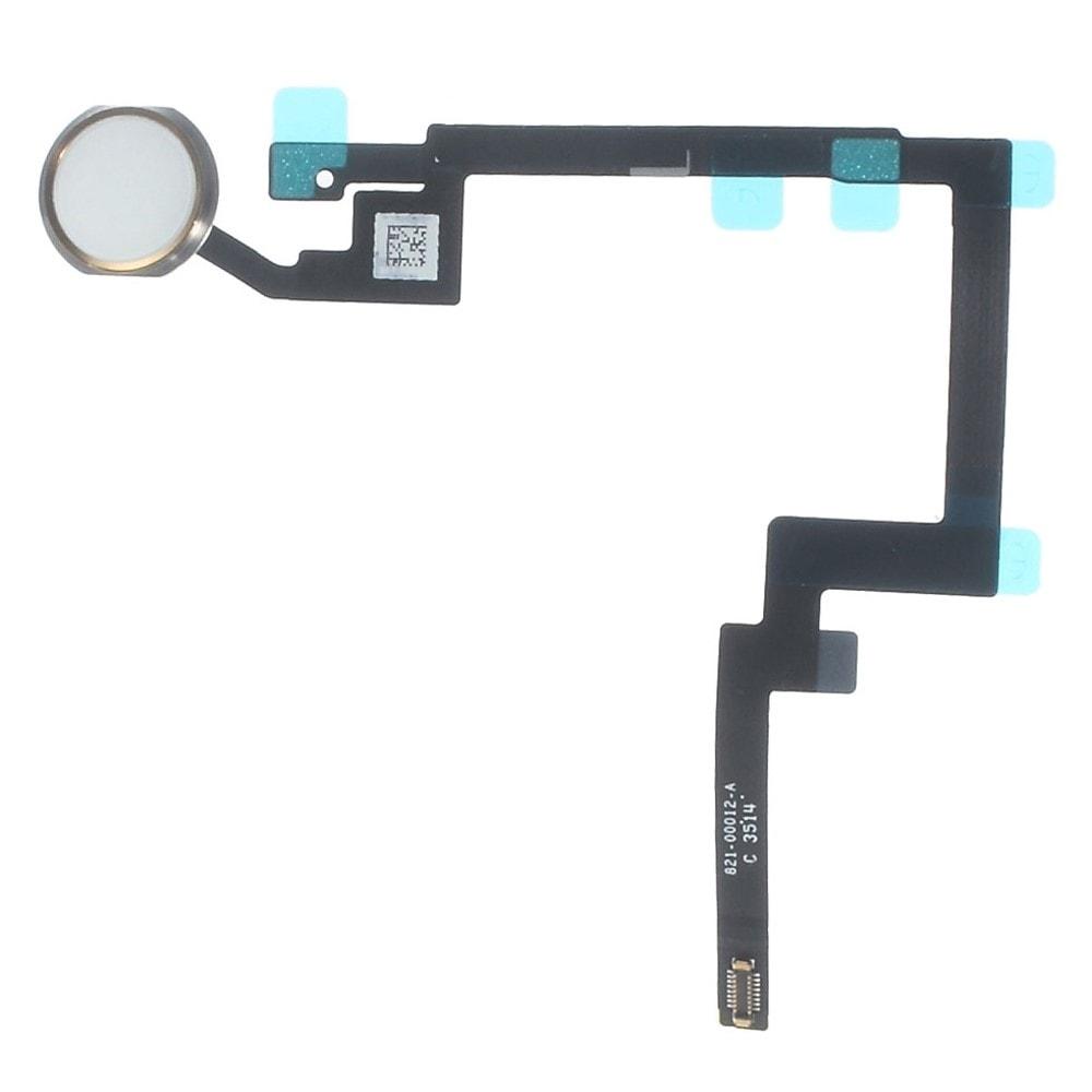 Apple iPad Mini 3 home button flex touch ID zlatý
