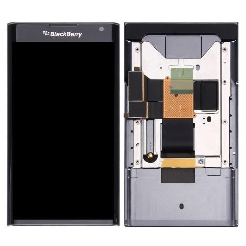 BlackBerry Priv LCD displej dotykové sklo rám