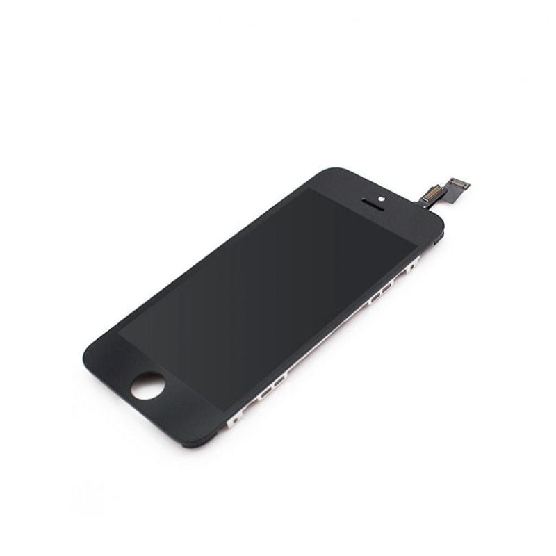 Apple iPhone SE LCD displej černý dotykové sklo komplet