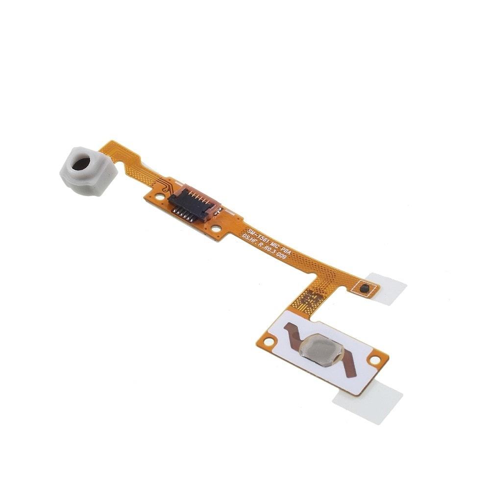 Samsung Galaxy Tab E 9.6 home button flex kabel domovské tlačítko mikrofon T561
