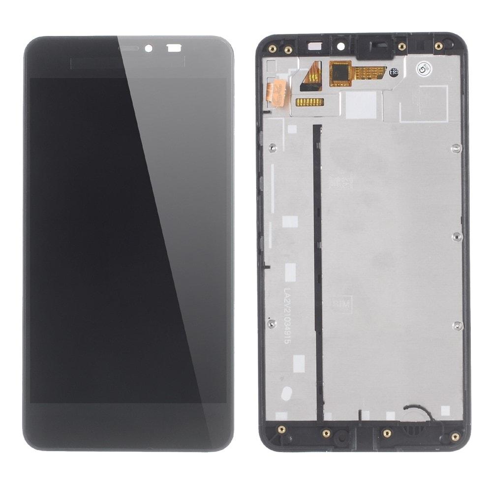 Microsoft Lumia 640 XL LCD displej dotykové sklo komplet rámeček