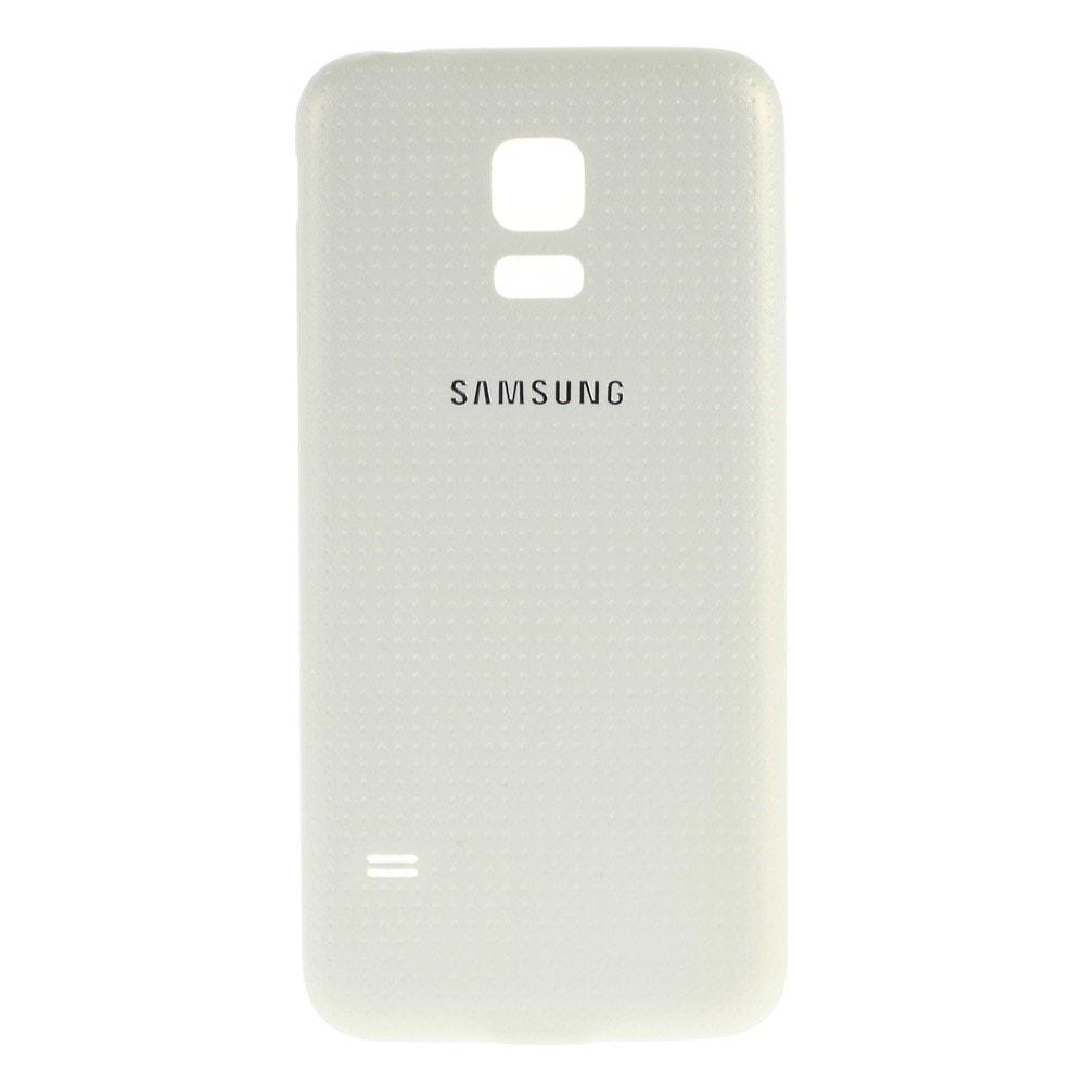 Samsung Galaxy S5 mini zadní kryt baterie bílý G800F