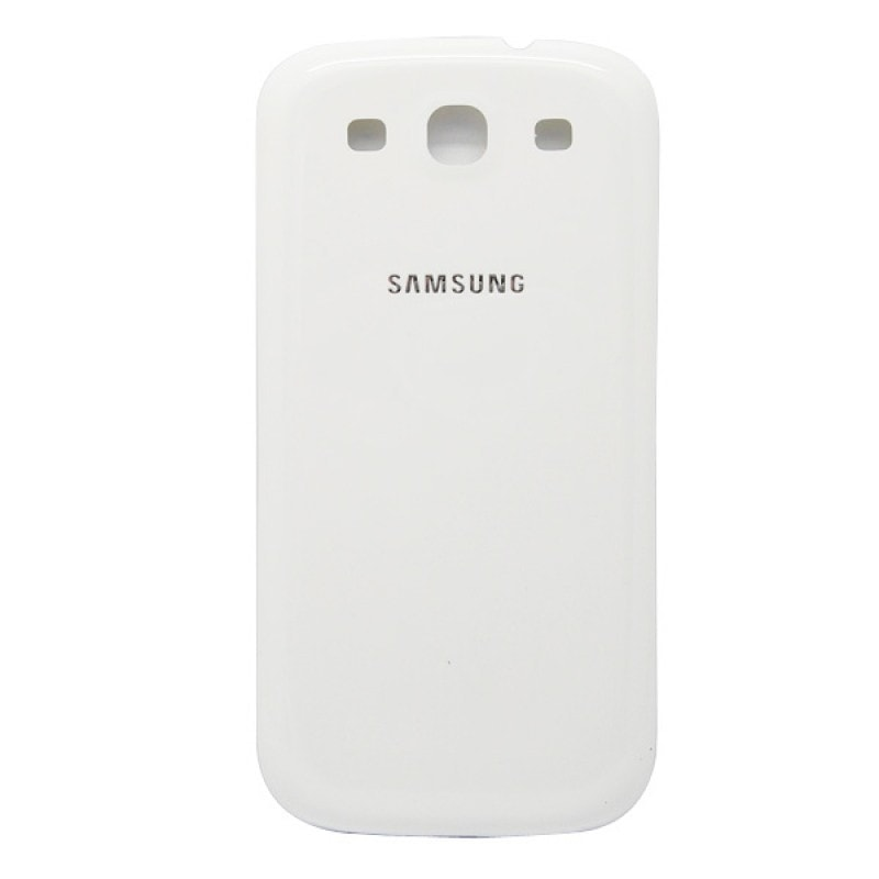 Samsung Galaxy S3 zadní kryt baterie bílý i9300